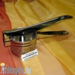 Burgonyaprés - krumplitörő import KP – 1/1 – JAN