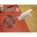 Teaszűrő műanyagbetétes nyéllel KP – 17/7P – BLX