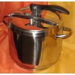 Kukta - gyorsfőző fazék 7 Literes KP – 92/85 – ITL