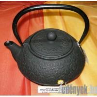 Öntöttvas teafőző