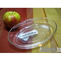 Üveg almareszelő