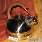 Indukciós teafőző 2,30 literes rozsdamentes 1287 DOM