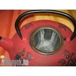 Öntöttvas teafőző 0,80 literes KP – 156/22 – P – PH