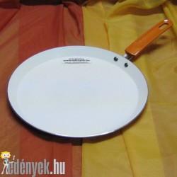 Indukciós palacsintasütő kerámia bevonattal 28 cm átmérővel KP – 99/25 – 28 – TD/NS