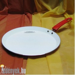 Indukciós palacsintasütő kerámia bevonattal 28 cm átmérővel KP – 99/25 – 28 – TD/P