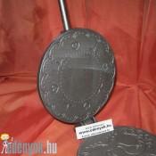Molnárkalács sütővas 1515 KC