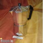 Kotyogós kávéfőző 9 adagos AL