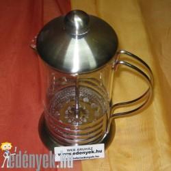 Kávé és tejhabosító