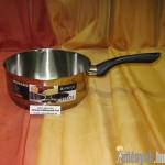 Rozsdamentes nyeles lábas 2,7 liter KP – 04/32 – AMB