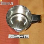Rozsdamentes bögre 0,28 liter KP – 03/61 – BQT