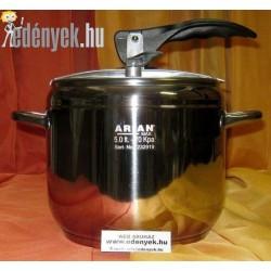 Kukta - gyorsfőző fazék 5 literes KP – 5/1 – AR