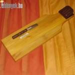 Halpucoló deszka halpikkelyező késsel 5820 GYL