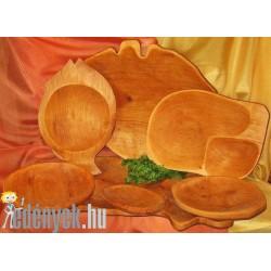Fa konyhai eszközök