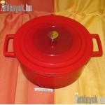 Fedős indukciós fazék Qualum Basic bevonattal 7 literes 054/272-AMB