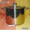 Rozsdamentes indukciós fazék 8,50 literes 687/876-AMB