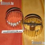 Linzerkiszúró 2 db-os kicsi 0229