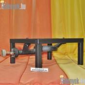 Gázzsámoly állvánnyal 26×26 cm 643/913-ITL