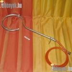Gázégő-bográcsmelegítő N 025/021-KC