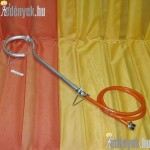 Gázégő-bográcsmelegítő K 016/012-KC