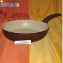Gránit bevonatos indukciós nyeles serpenyő 24 cm 0228 AMB