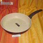 Gránit bevonatos indukciós nyeles serpenyő 28 cm 0242 AMB