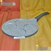 Indukciós tojás és palacsintasütő gránitbevonattal 26 cm 488/287-BQT