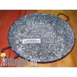 Zománcozott mákos szeletsütő 22 cm KP – 3/1 – TFA
