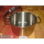 Rozsdamentes indukciós fazék 6 literes KP – 04/08 – AMB