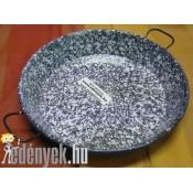 Zománcozott szeletsütő 24 cm KP – 4/1 – TFA/M
