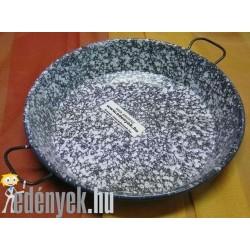 Zománcozott mákos szeletsütő 24 cm KP – 4/1 – TFA