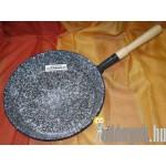 Zománcozott nyeles serpenyő 26 cm TFA