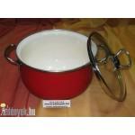 Zománcozott indukciós fazék 2,8 literes KP – 40/21.P – AMB