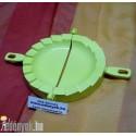 Derelyevágó-derelyekészítő forma 15 cm 4352 DAJ