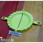 Derelyevágó-derelyekészítő forma Ø15 cm KP – 43/52 – DAJ