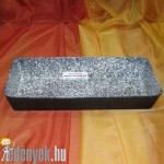 Zománcozott kalács és kenyérsütő forma 36×18 cm KP – 4/1 – TFA