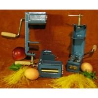 Tésztavágó és tésztanyújtó gépek