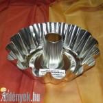 Kuglófsütő forma hagyományos KP – 4/1 – JAN