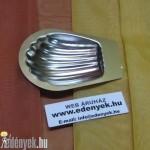 Kagylóalakú sütőforma 25 db/csomag KP – 25/1