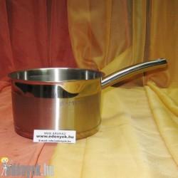 Rozsdamentes nyeles lábas 1,5 liter KP – 03/78 – AMB