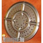 Lángelosztó, lángterelő gázalátét lemez kerek KP – 19/1