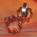 Linzer kiszúró 2 darabos kicsi KP – 07