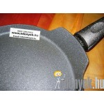 Gránit bevonatos 24 cm-es indukciós palacsintasütő KP – 63/26 – AMB