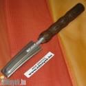 Halpikkelyező kés harcsa fogazattal 233 JAN