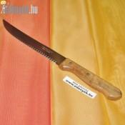 Kenyérszeletelő kés 32 cm-es KP – 57/77 – TRM