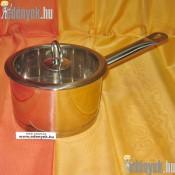 Indukciós nyeles lábas fedővel 1.90 literes 210/104-AMB