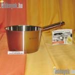 Indukciós nyeles lábas 16 cm KP-310/293-AMB