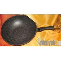 Márvány bevonatos wok