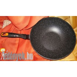 Wok - Márvány bevonatós wok