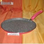 Indukciós palacsintasütő gránitbevonattal 25 cm KP – 87/72 – DOM/RSZ