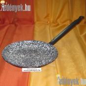 Zománcozott palacsintasütő 23 cm TFA